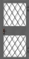 Дверь решетчатая ДР-01