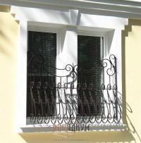 Решетка на окно Р17