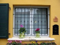 Решетка на окно Р22