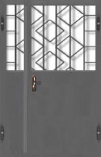 Дверь решетчатая ДР-07
