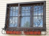 Решетка на окно Р24