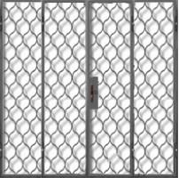 Дверь решетчатая ДР-10