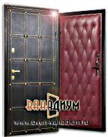 Дверь с элементом ковки К4