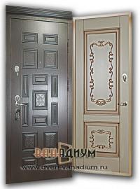 Элитная дверь с багетом 04.
