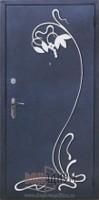 Дверь с элементом ковки К21