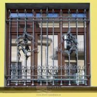 Решетка на окно Р34