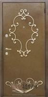 Дверь с элементом ковки К22