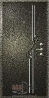 Дверь с элементом ковки К1