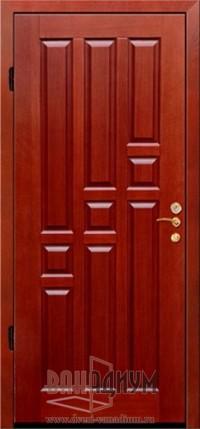 Дверь массив дуба МД15