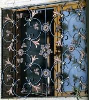 Решетка на окно Р43