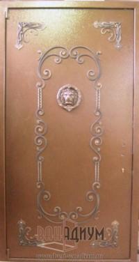 Дверь с элементом ковки К27