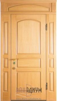 Дверь массив дуба МД3