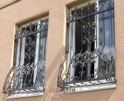 Решетка на окно Р57