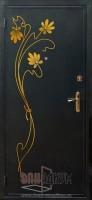 Дверь с элементом ковки К8