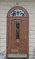 Дверь арочная 01