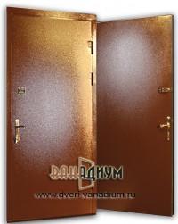 Дверь тамбурная c кодовым замком дт 13.