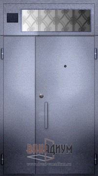 Дверь тамбурная ДТ6