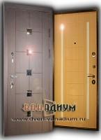 Дверь с терморазрывом 01