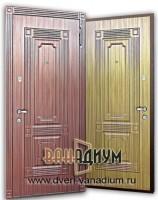 Дверь МДФ + МДФ9