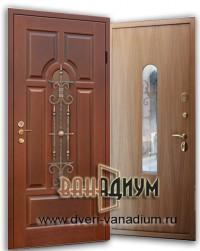 Дверь МДФ + МДФ ск12