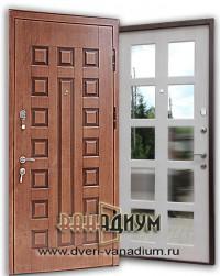 Дверь с зеркалом  ДЗ 1