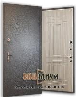 Двери с порошковым напылением и МДФ. ДП14.