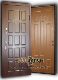 Дверь МДФ+МДФ 26