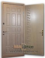 Дверь МДФ + МДФ6