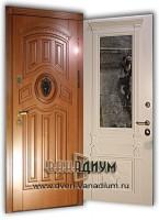 Дверь с зеркалом ДЗ18.