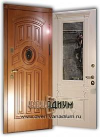 Элитная дверь с зеркалом 12.