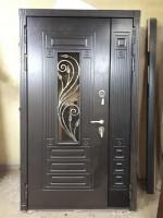 Двустворчатая дверь 04
