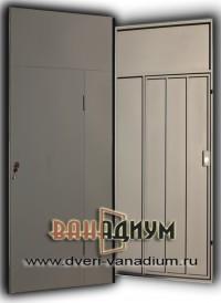 Дверь техническая Т11 (перегородка)