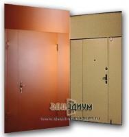 Дверь тамбурная (перегородка)ДТ7