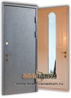 Дверь с зеркалом ДС12