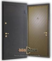Двери с порошковым напылением ДП10