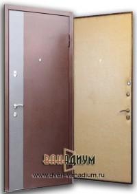 Двери с порошковым напылением ДП3