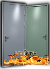 Дверь противопожарная ДП1