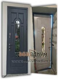 Металлическая дверь с мдф 29.