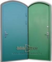 Дверь арочная 02