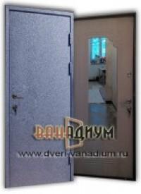 Дверь с зеркалом эконом