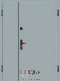 Дверь техническая Т4