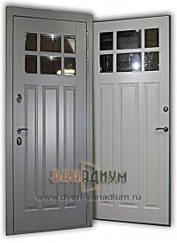 Дверь со стеклом ДС.8