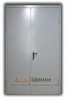 Дверь техническая гнутая мет. кострукция Т. 11.